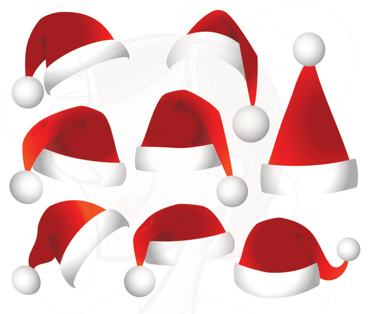 Boots clipart santa claus. Items similar to hat