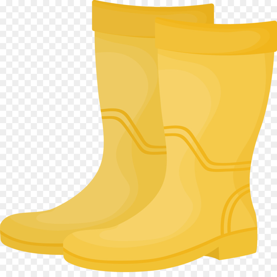 Boot clipart rubber boot. Yellow wellington boots png
