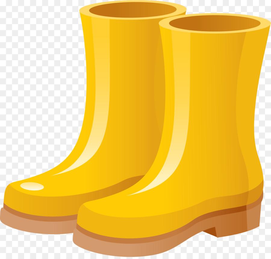 Boot clipart yellow boot. Shoe clip art hand