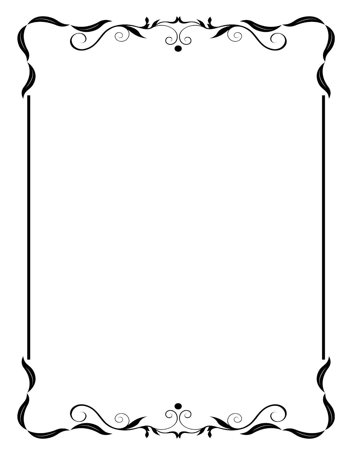 Clipart borders. Wedding free ideal vistalist