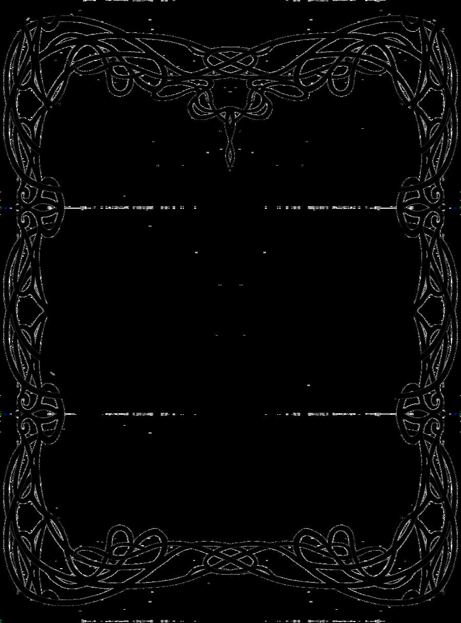Search engine image border. Clipart frames art deco