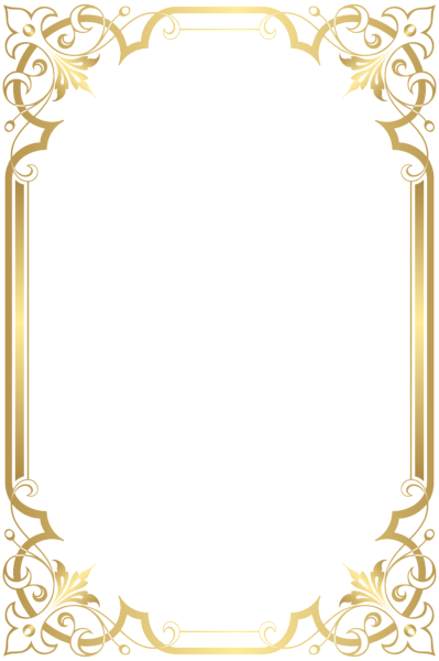 Frame transparent pinterest. Border clip art invitation