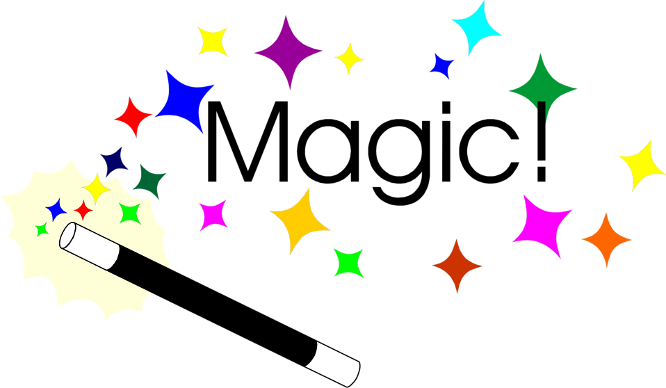 Stars border free download. Magic clipart transparent