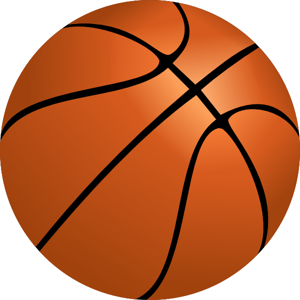 clipart free basketball