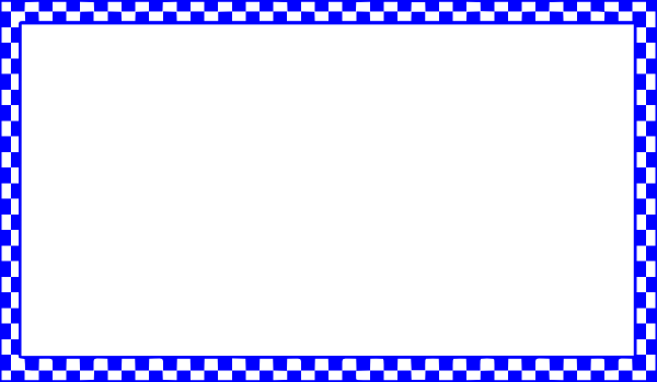 Blue clipart borders. Sports panda free images