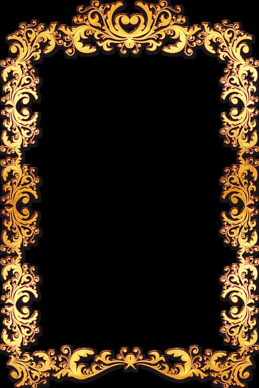 Steampunk clipart frame. Free digital images vintage