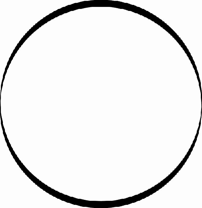 Black circular . Border clipart circle