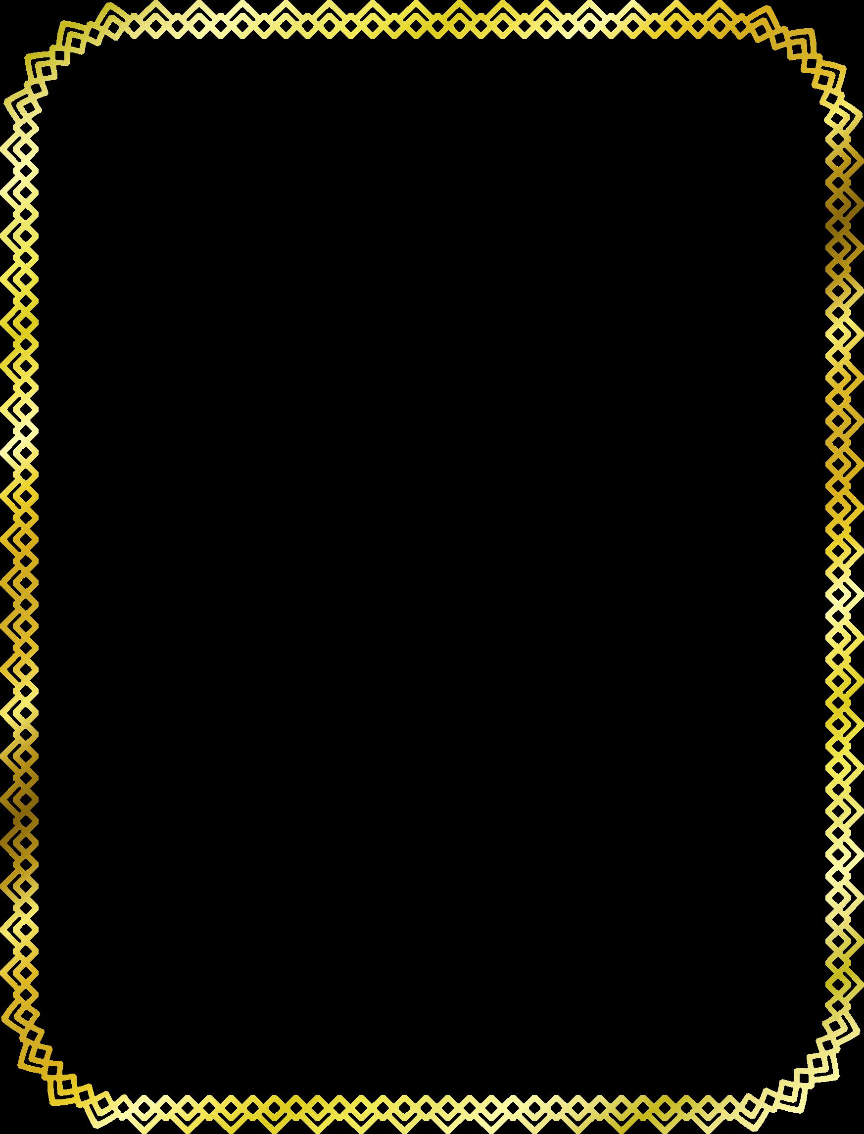 Clipart quadrilateral big image. Diamond border png