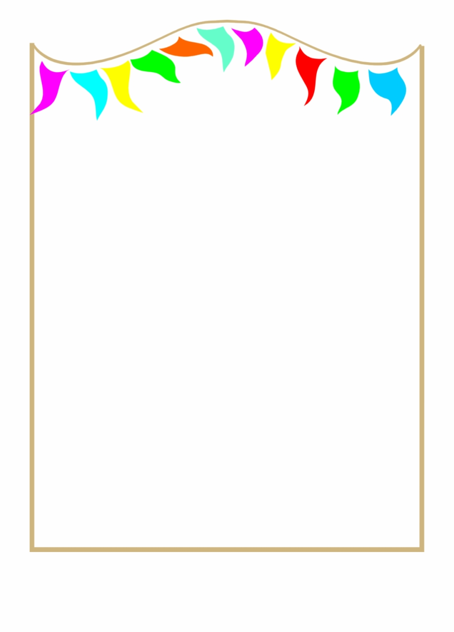 Colorful and frames clip. Borders clipart frame