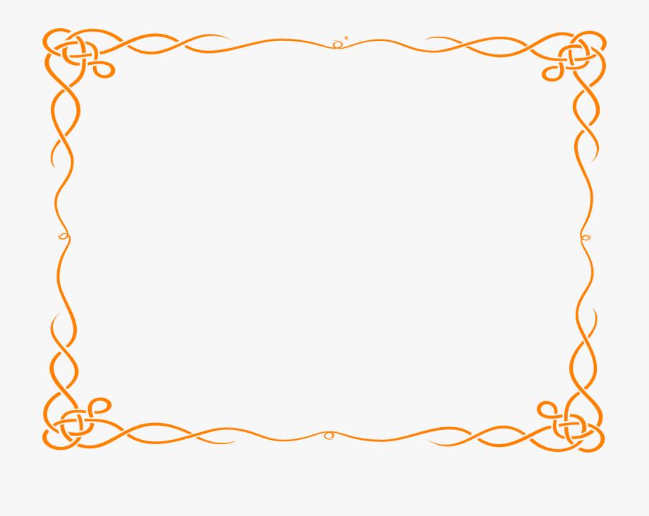 Borders clipart frame. Decorative clip art border