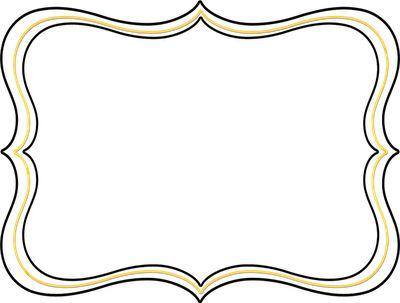 Border clipart frame. Free clip art teaching