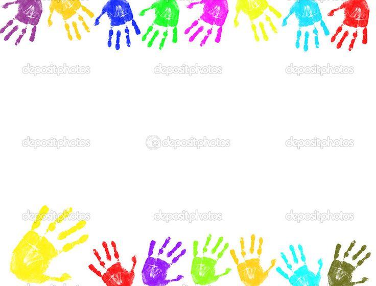Hands resolution x . Border clipart hand