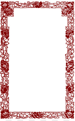 Border clipart medieval. Free download late middle