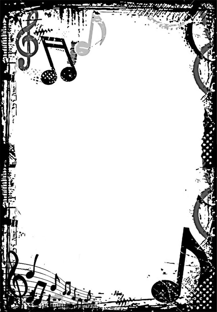 Clipart piano frame. Free music border cliparts