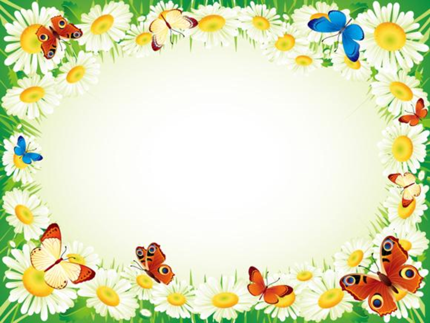 Border wallpapers and background. Borders clipart nature