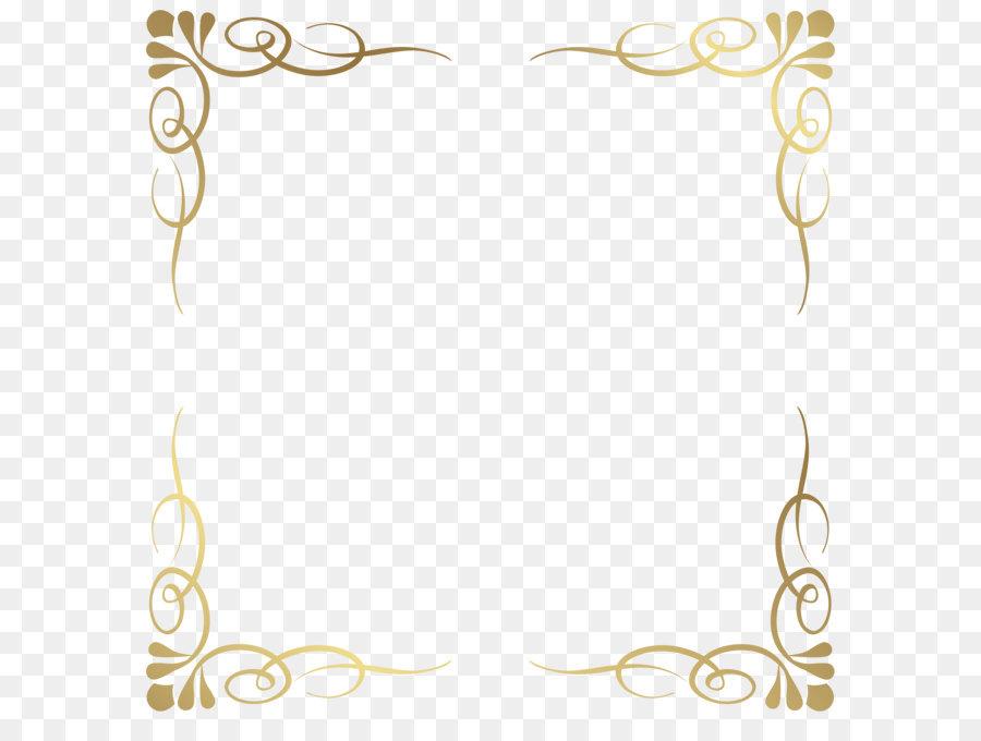 Border clipart transparent. Picture frame clip art