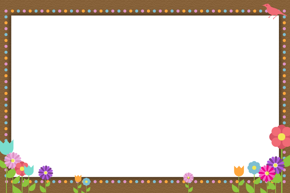 Png border.  flowers borders hd