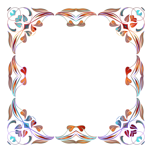 Picture border png. Floral images transparentpng