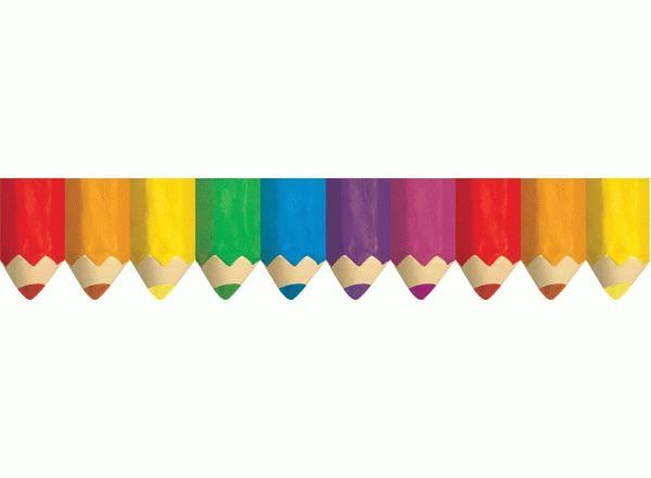Handprint clipart colored pencil. Jumbo coloured pencils classroom