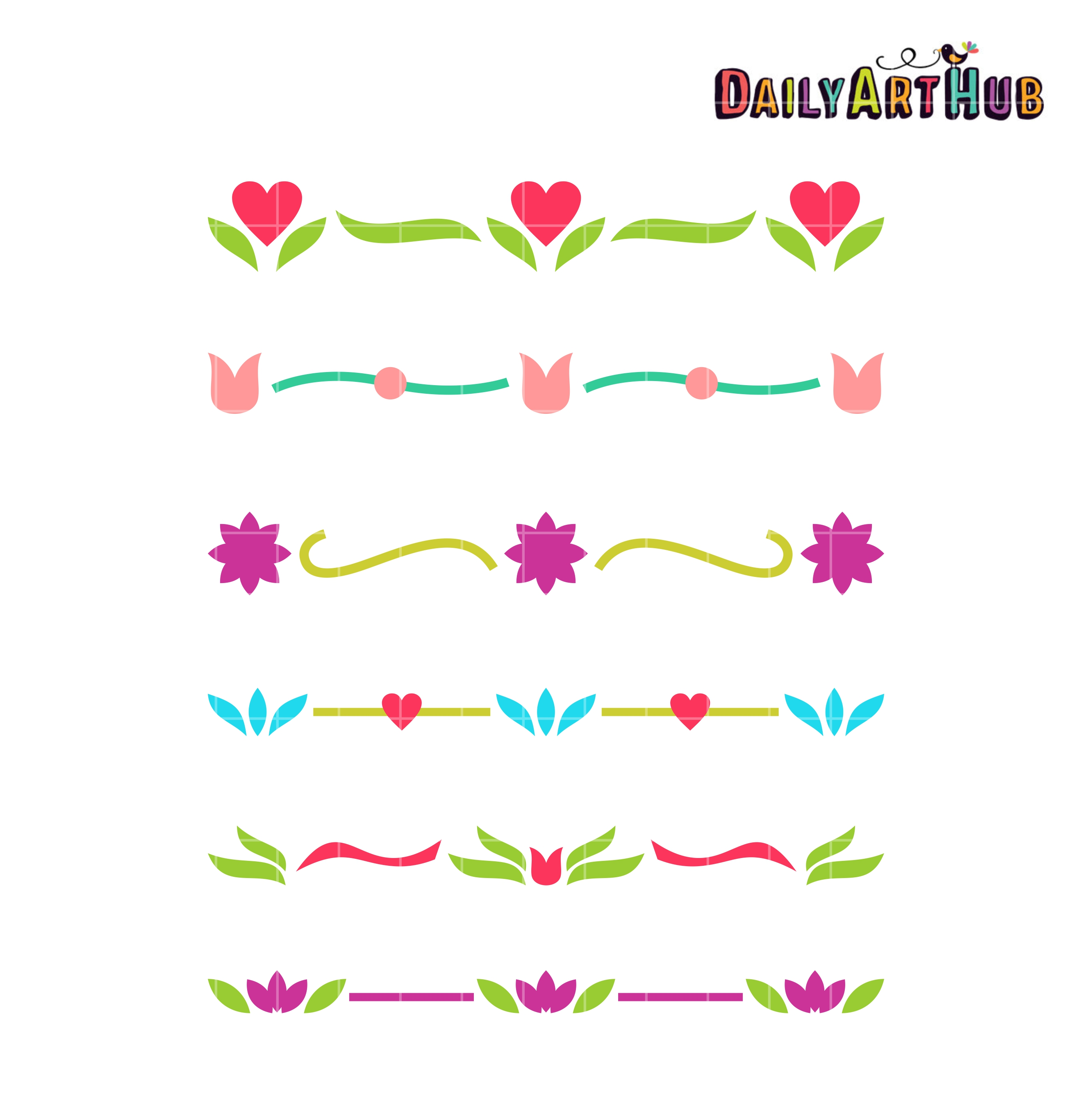 Station . Borders clipart cute