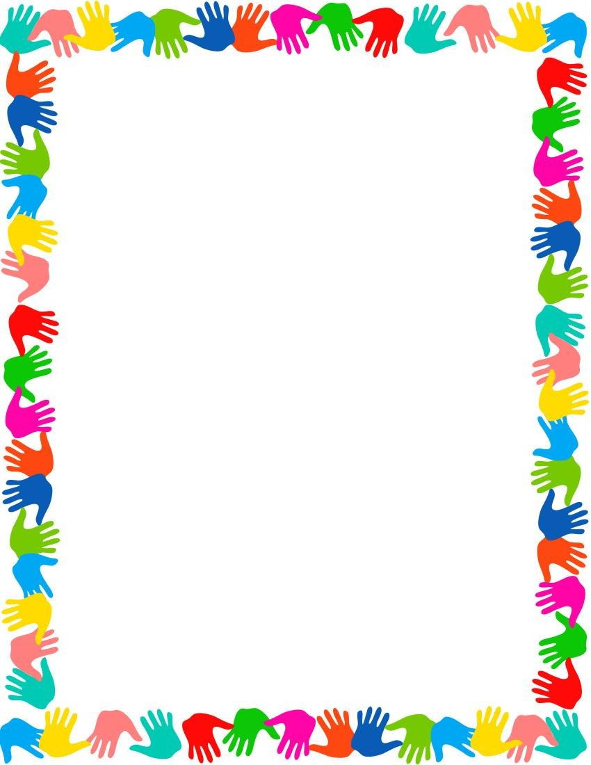 Best free collection of. Borders clipart elementary school