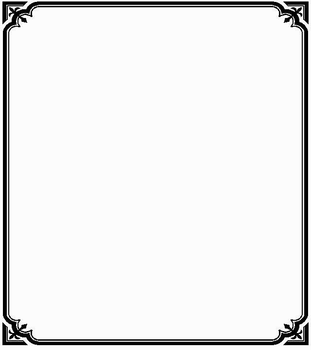 Line border panda free. Boarder clipart simple