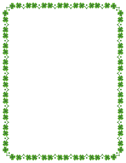 Free clip art page. Borders clipart nature