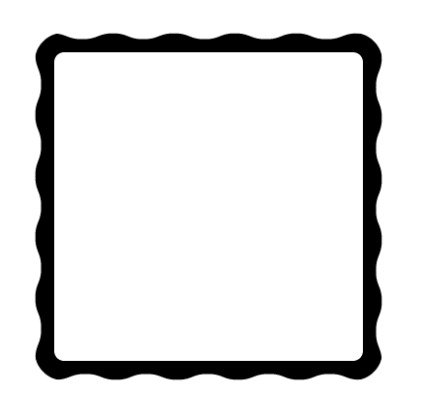 Boarder clipart rectangle. Adobe illustrator rounded with