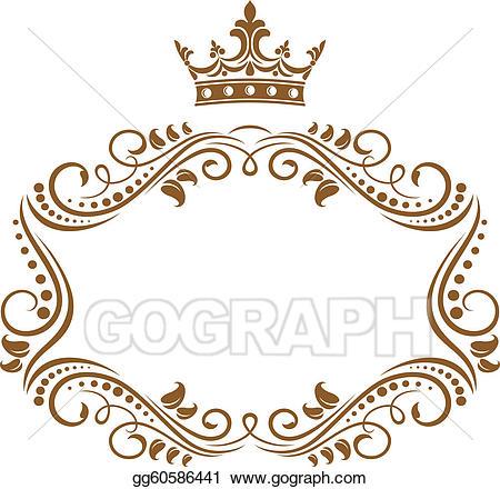 Border clip art royalty. Borders clipart royal