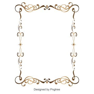 Border vectors psd and. Royal frame png