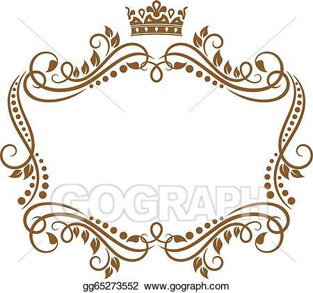 Borders clipart royal. Border clip art royalty