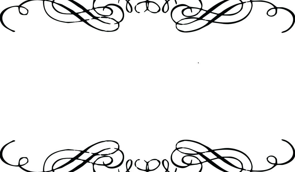 Borders clipart swirl. Clip art free downloads