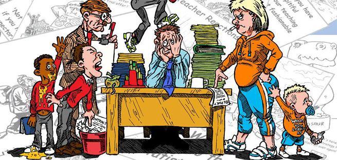 Bored clipart bored teacher.  cartoons that ll