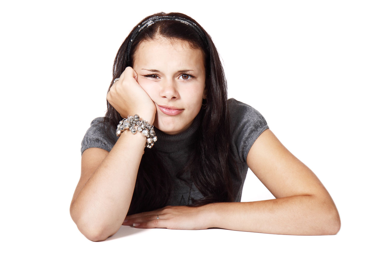 Young yrqt free images. Bored clipart bored woman