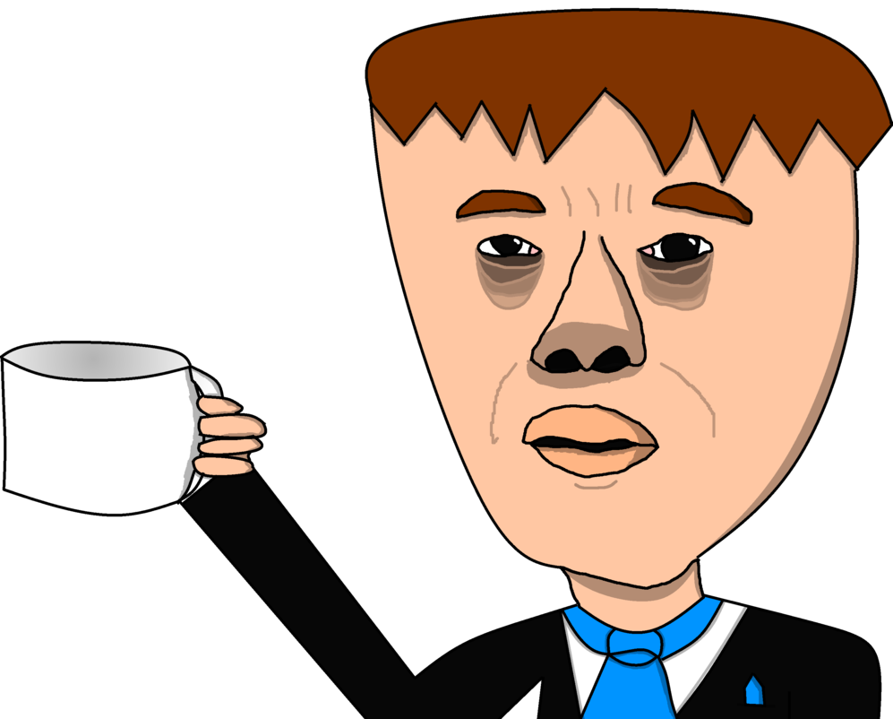 Boredguy degoute by kidpaddleetcie. Bored clipart guy