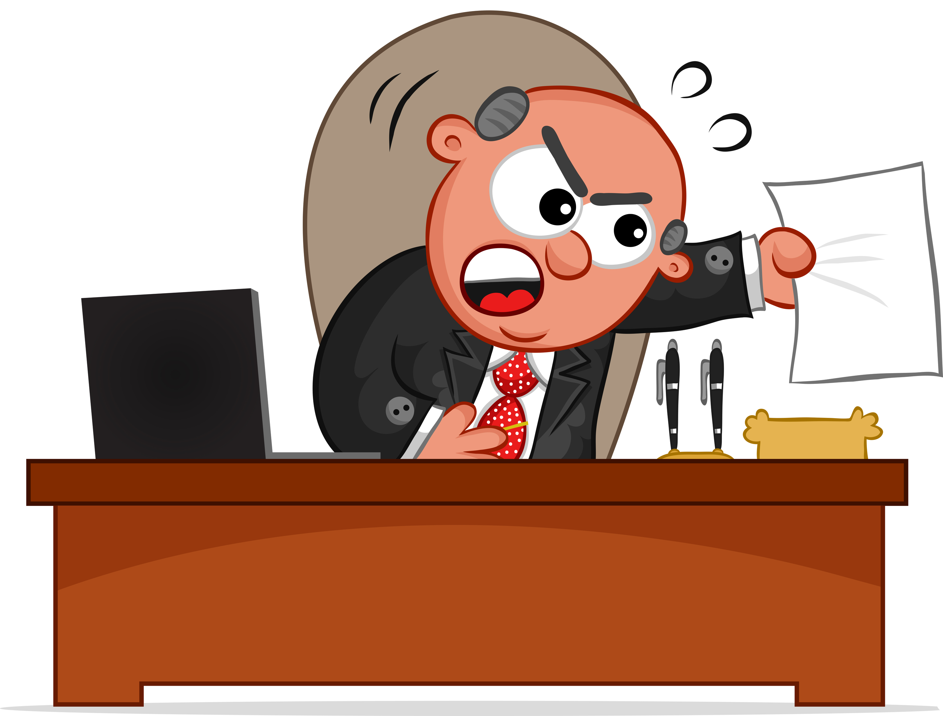 Manager clipart.  collection of bad
