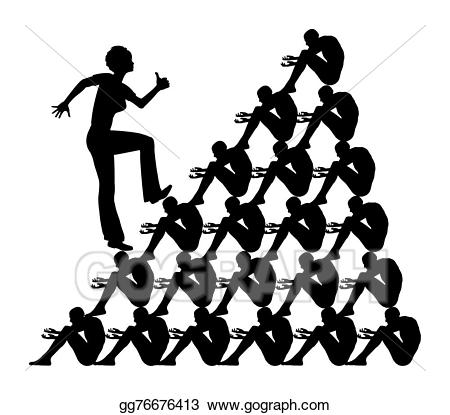 Stock illustration leadership clip. Boss clipart bad leader