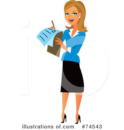 collection of boss. Businesswoman clipart female supervisor