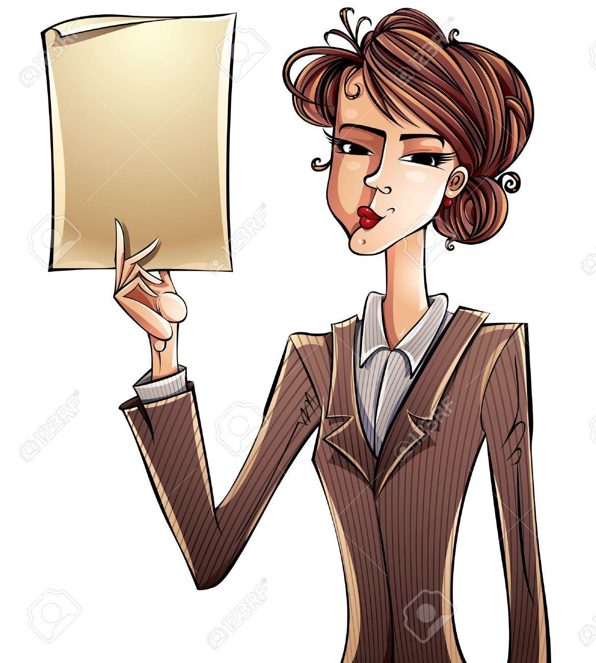 Boss clipart female boss, Boss female boss Transparent ...