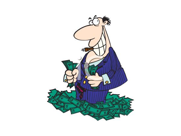 Boss clipart greedy. Greed free download best