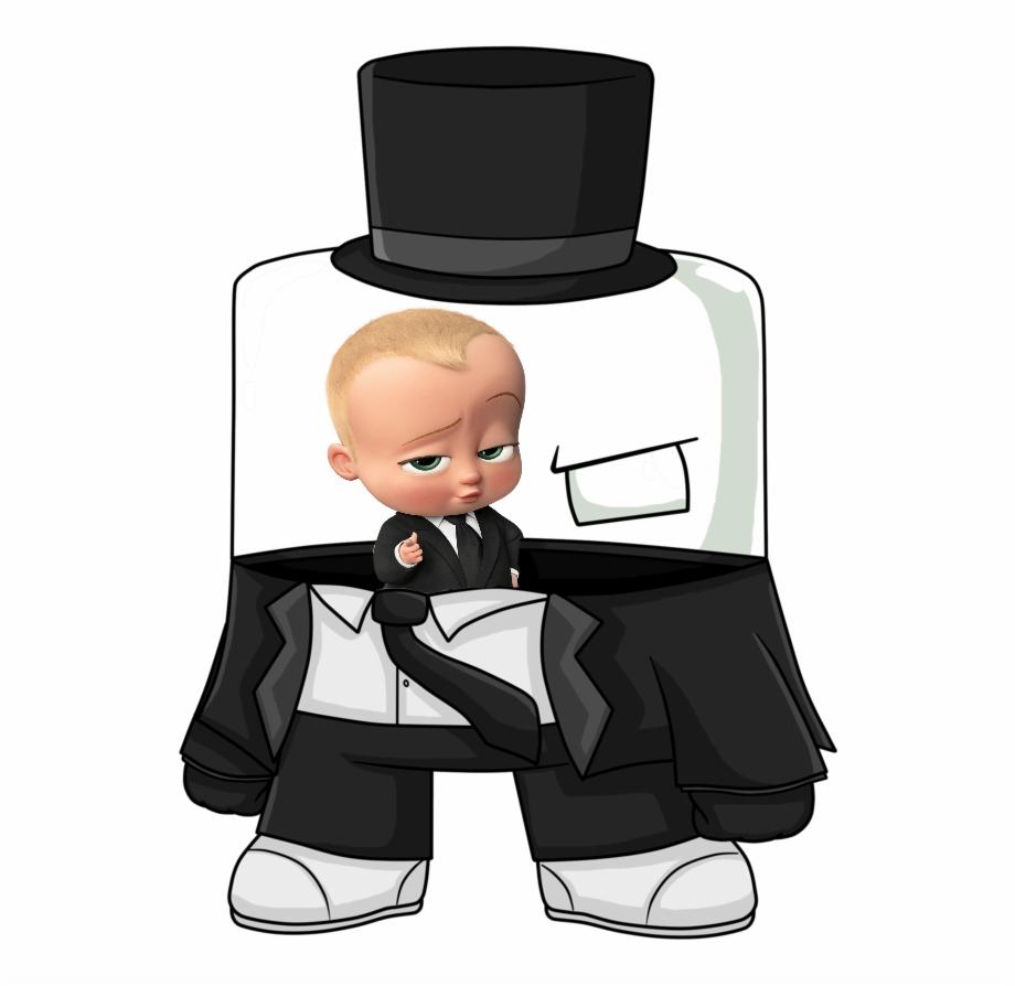 Baby novelization x png. Boss clipart junior