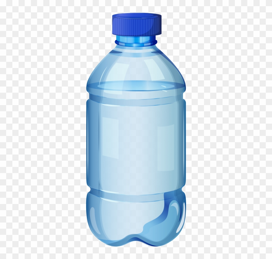 Water clip art transparent. Bottle clipart