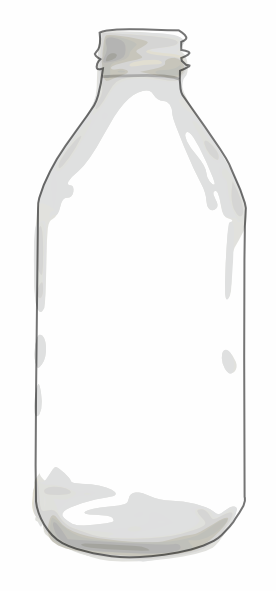 Bottle clipart. Clear clip art at