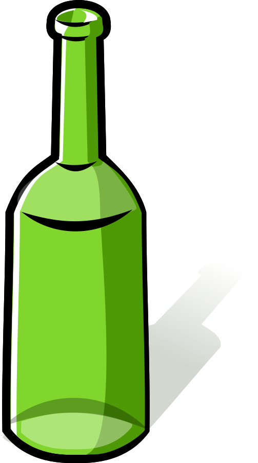 . Bottle clipart