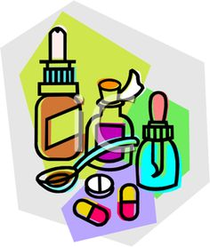 Bottle clip art free. Medicine clipart
