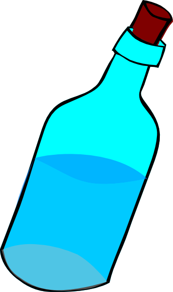 Plastic water free download. Bottle clipart animated