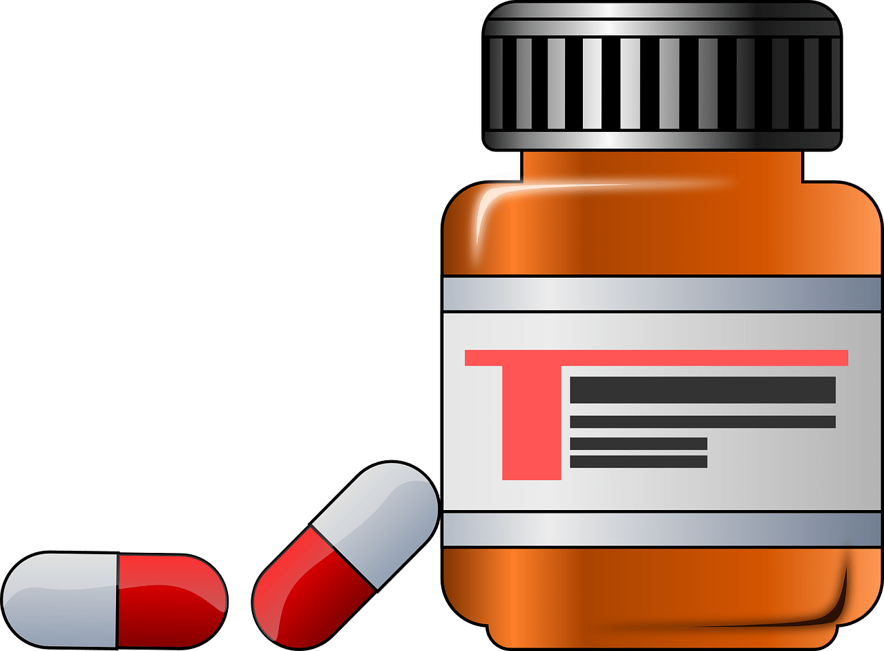 A more powerful antibiotic. Medication clipart penicillin