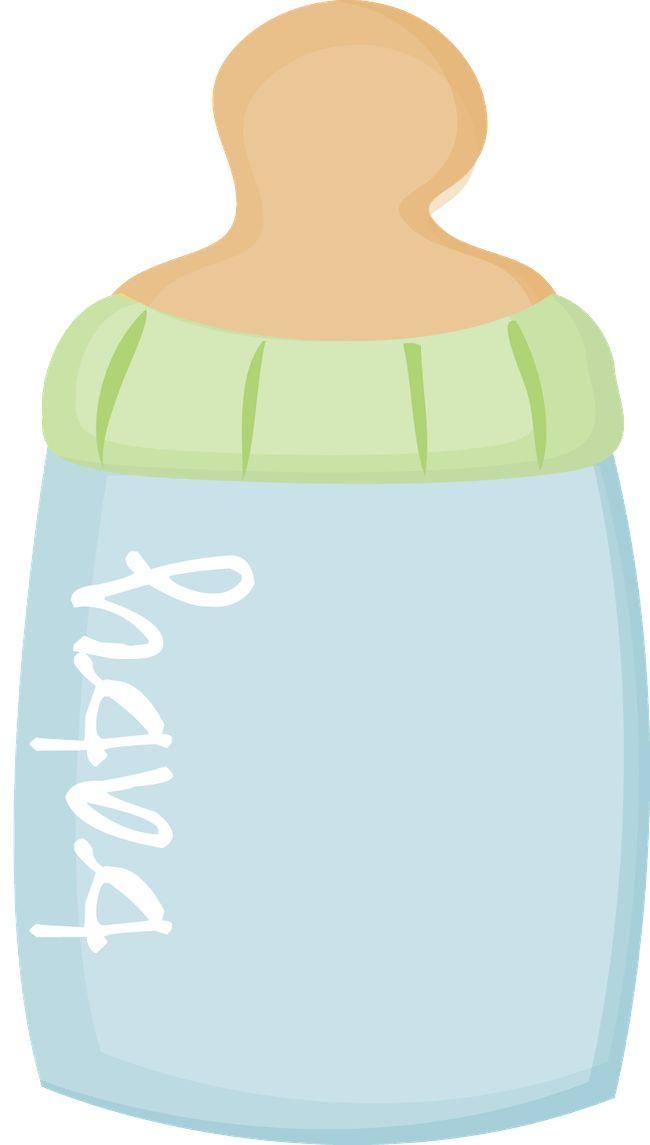 Bottle clipart baby bottle.  best desenhos babies