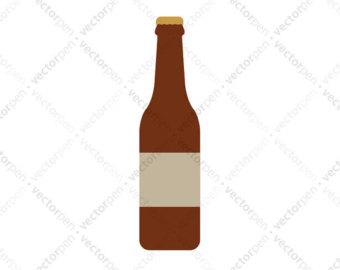 Etsy traditional svg scrapbooking. Bottle clipart beer bottle