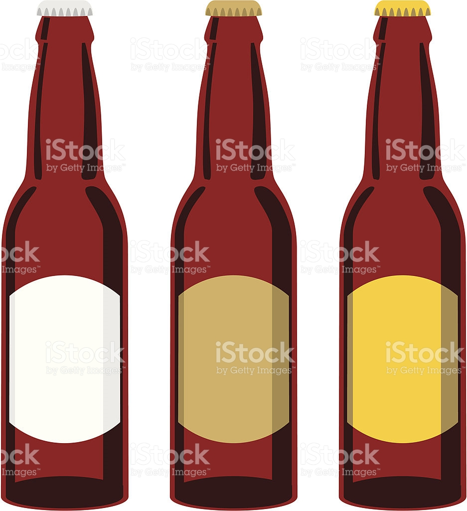 Station . Bottle clipart beer bottle
